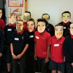 children-in-masks
